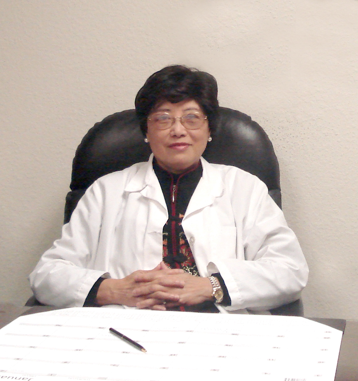 Dr Zhu Picture